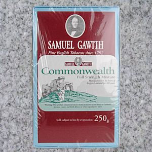 Samuel Gawith: COMMONWEALTH MIXTURE 250g - 4Noggins.com