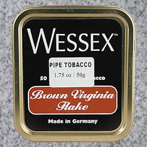 Wessex: BROWN VIRGINIA FLAKE 50g - 4Noggins.com