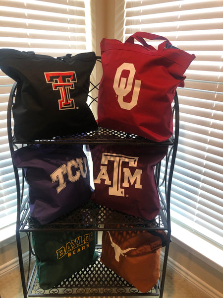 The perfect game day tote bag!