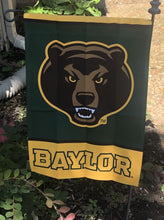 Load image into Gallery viewer, Baylor Garden Flag
