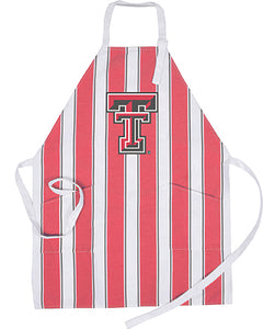 Texas Tech  Double T Striped Apron