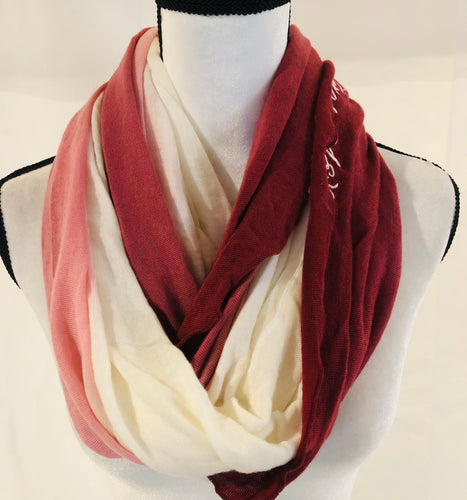Texas A&M Ombre Infinity Scarf