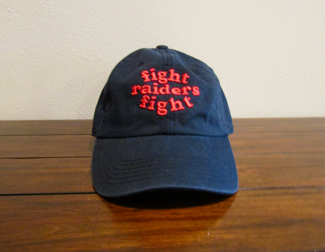 Fight Raiders Fight Hat