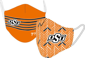 Reversible OSU Face Mask