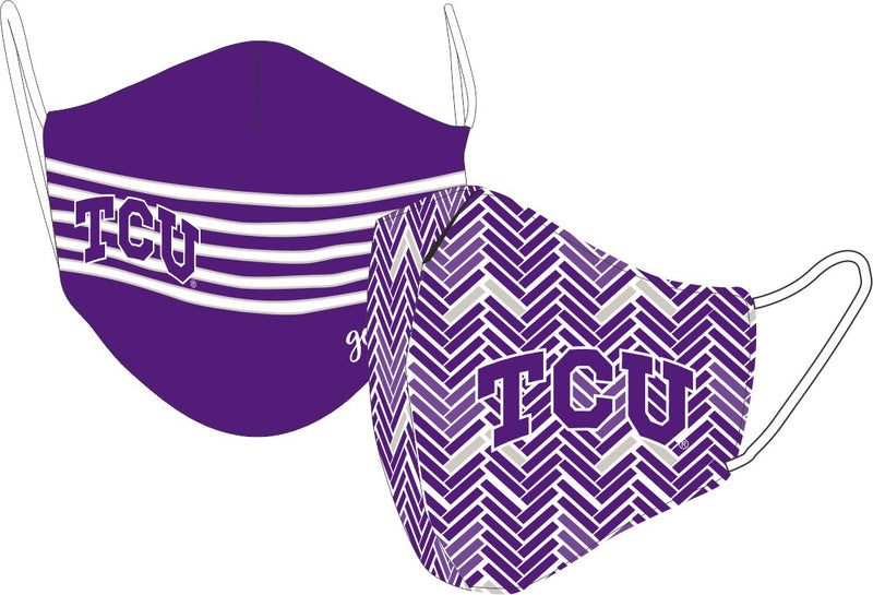 Reversible TCU Face Mask