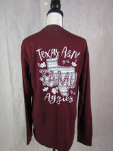 Load image into Gallery viewer, Texas A&M Maroon Long Sleeve