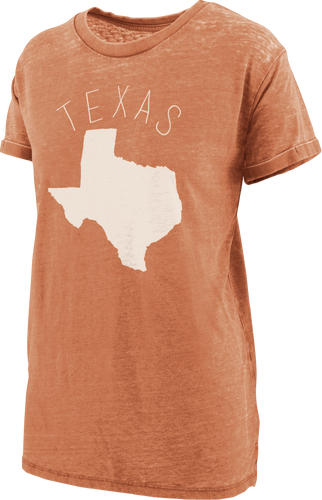 Texas  Vintage Wash Short Sleeve