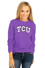 Load image into Gallery viewer, TCU Long Sleeve