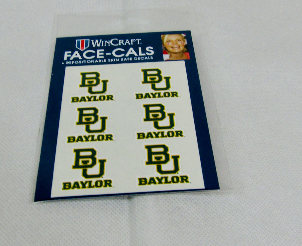 Baylor Face Tattoos