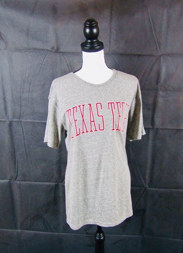 Texas Tech Gray Crew Neck