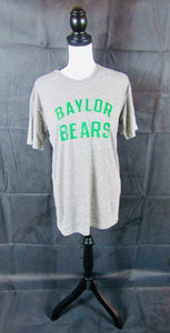Baylor Gray Crew Neck