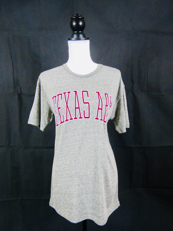 Texas A&M Crew Neck Short Sleeve