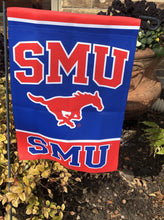 Load image into Gallery viewer, SMU Garden Flag