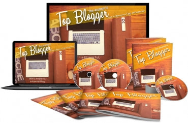 The Journey To Top Blogger Deluxe