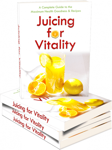 Juicing For Vitality