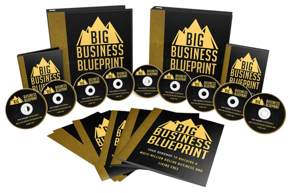 Big Business Blueprint Advanced