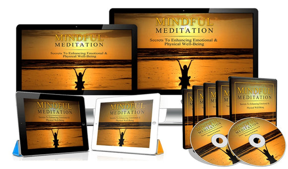 Mindful Meditation Mastery Video Upgrade