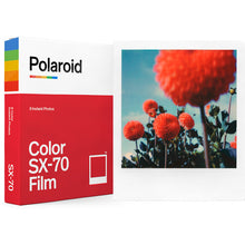 Load image into Gallery viewer, Polaroid Color Film Pack for Polaroid SX-70 One Step Cameras