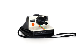 Polaroid 1000 One Step SX-70 - Refurbished - Red Button