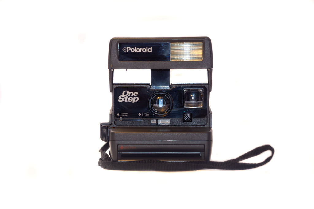 Polaroid One Step Flash Up