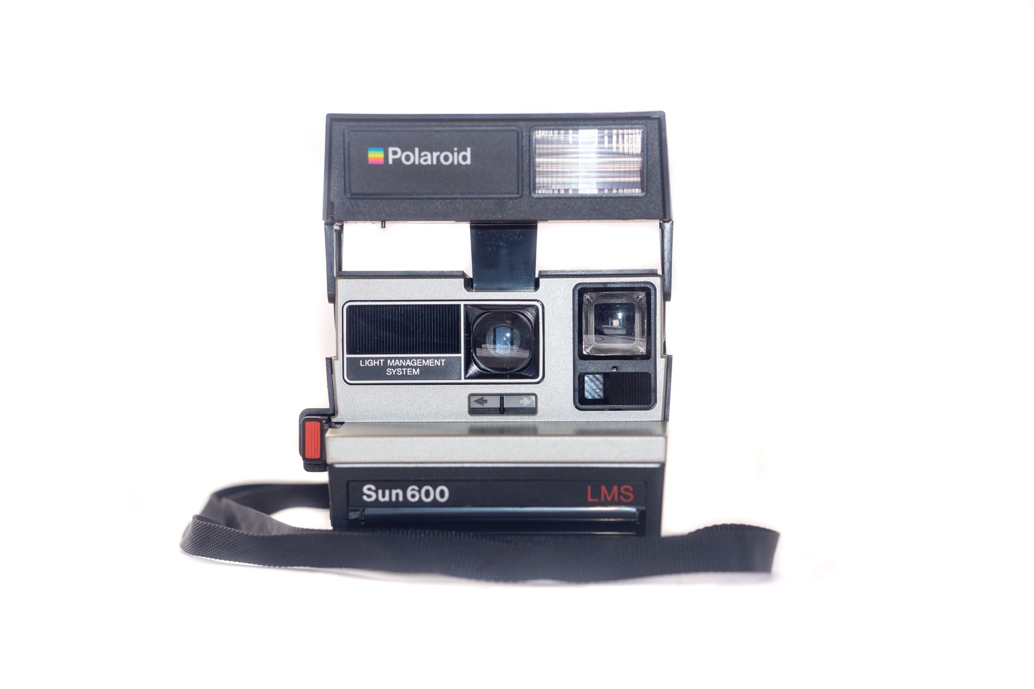 Polaroid Sun 600 LMS Flash Up