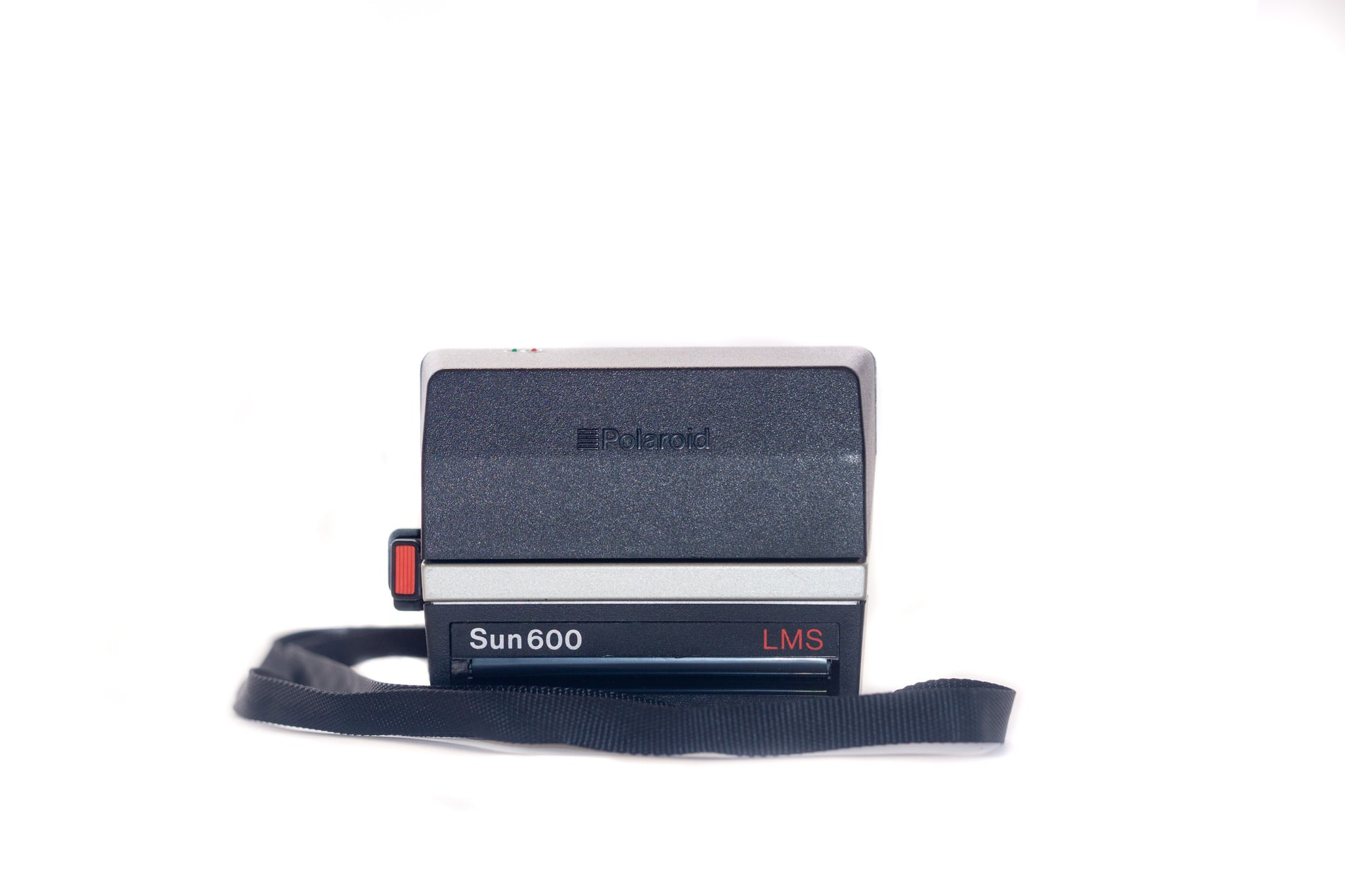Polaroid Sun 600 LMS CLosed