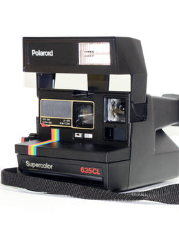 Polaroid Supercolor 635CL - Refurbished