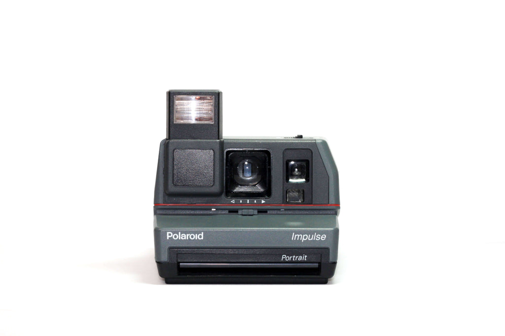 Polaroid Impulse 600 Gray