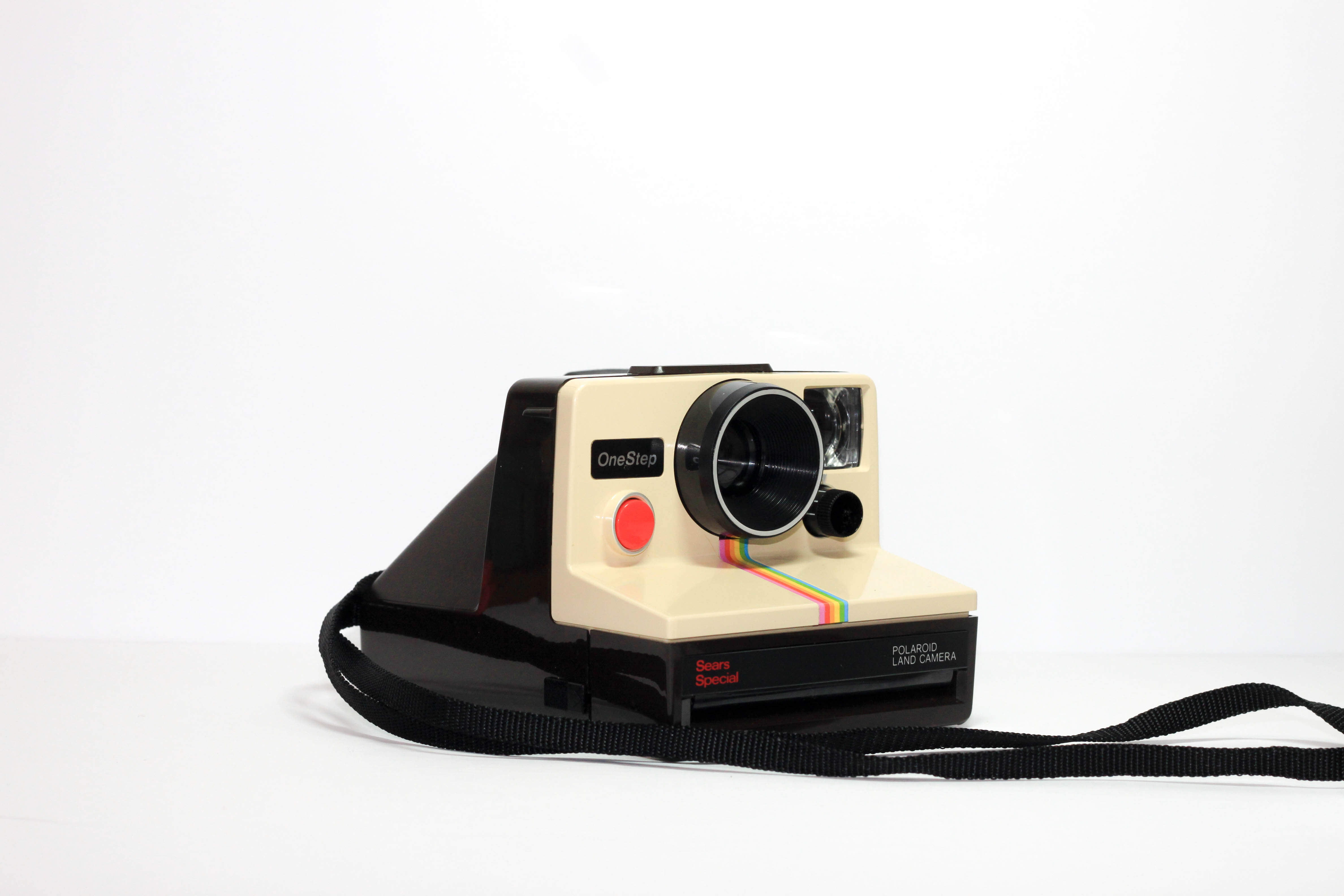 Polaroid One Step Sears Special - Refurbished SX-70