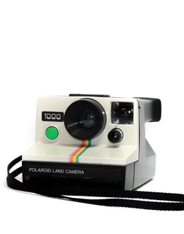 Working Polaroid Camera