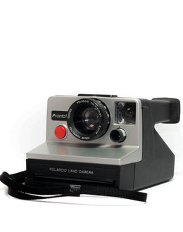 Restored Polaroid Camera