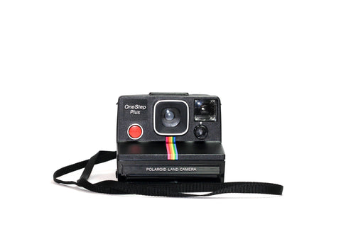 Polaroid One Step Plus Camera
