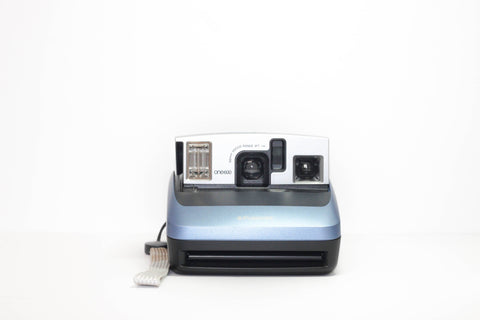 Polaroid One600 - Blue & Black Polaroid Camera