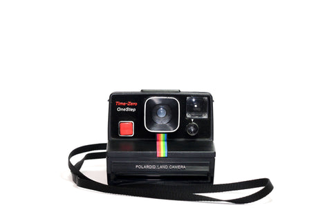 Polaroid One Step Time Zero