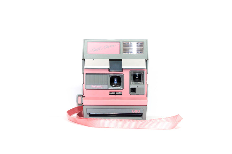 Pink Polaroid Cool Cam 600 - Refurbished
