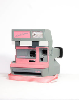 Working Vintage Polaroid Camera