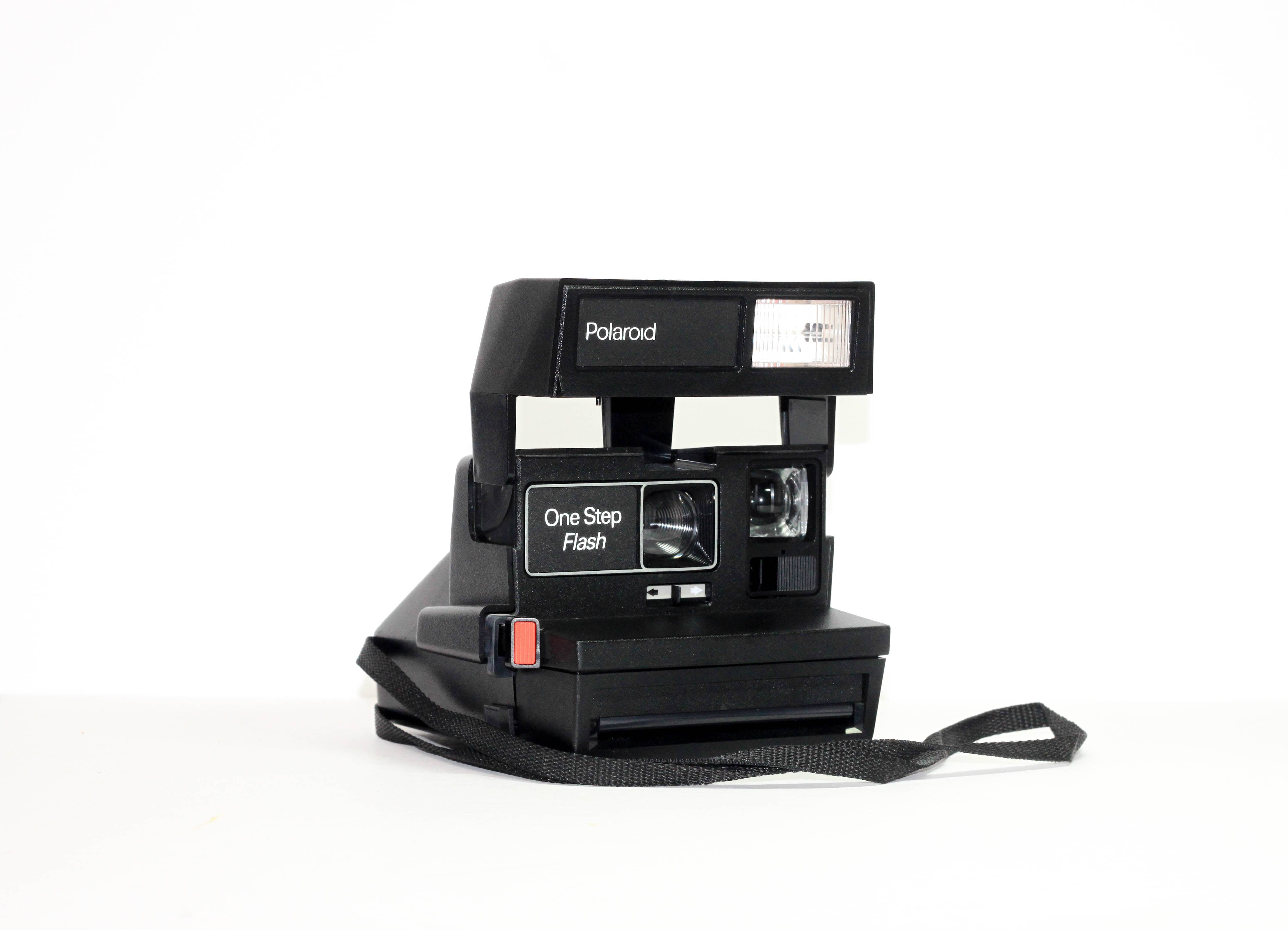 Polaroid One Step Flash - Refurbished