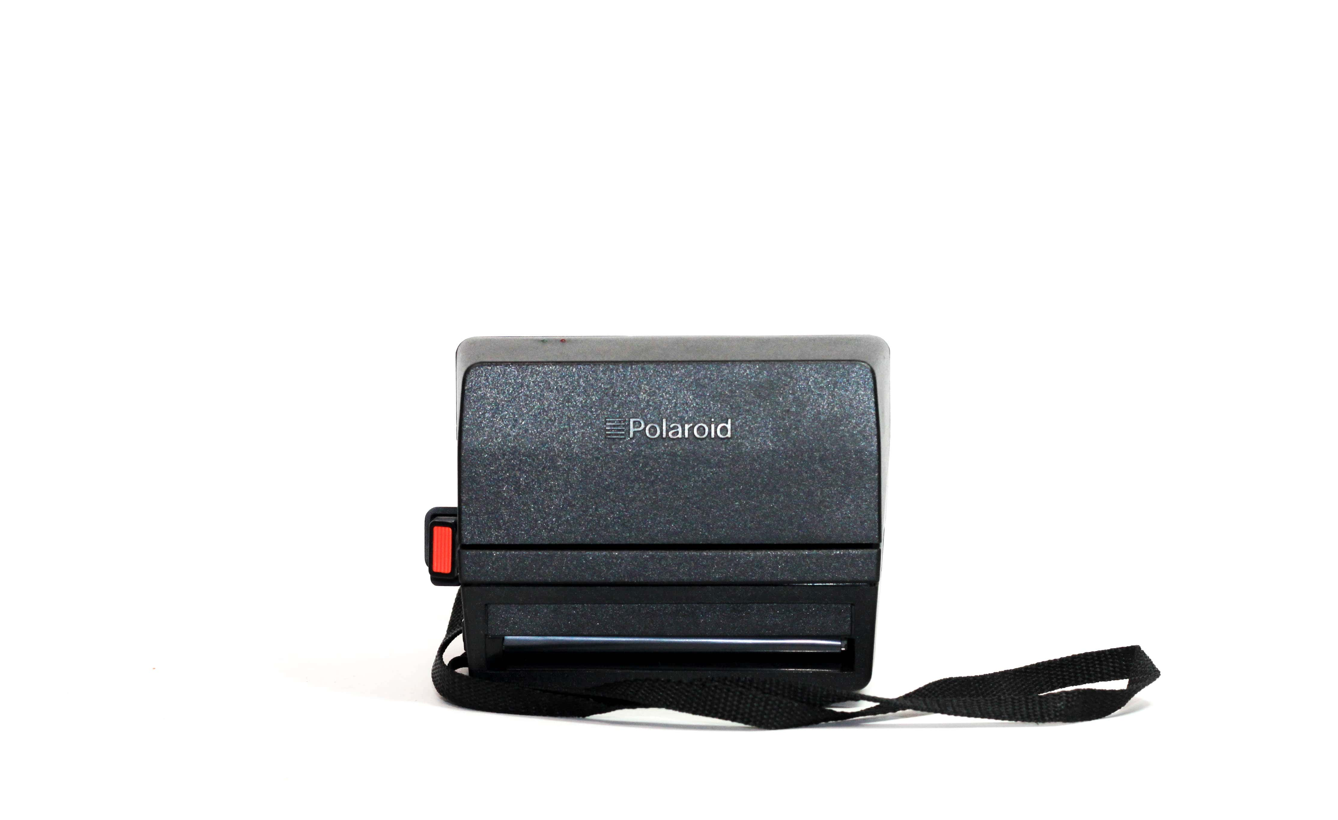 Vintage Polaroid Instant Film Camera