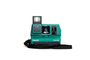 Green Polaroid Impulse