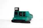 Load image into Gallery viewer, Green Polaroid Impulse 600 - Refurbished