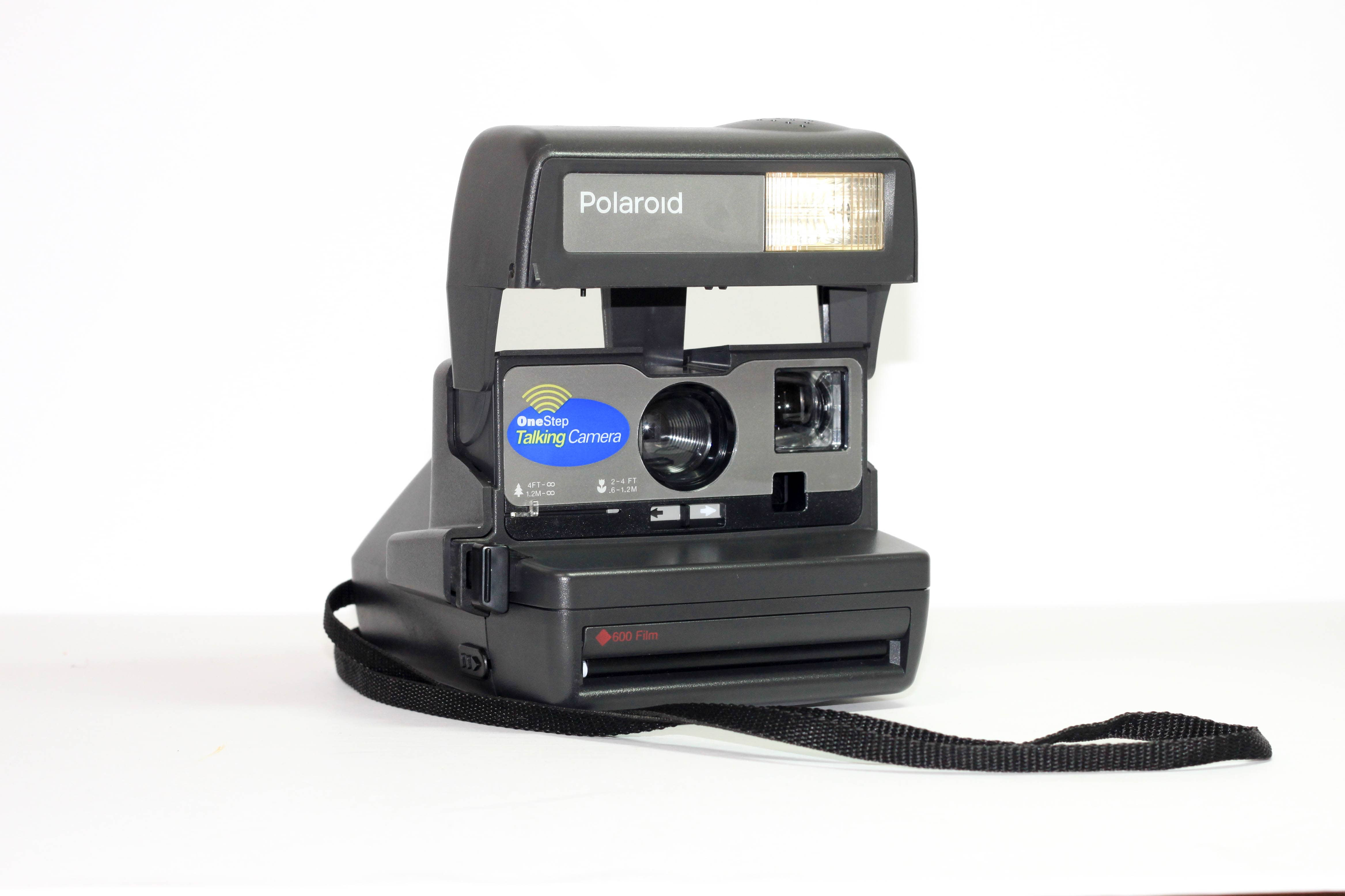 Polaroid One Step 636 - Talking Polaroid Camera - Refurbished