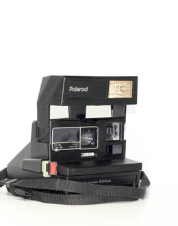 Black Polaroid 600 Business Edition - Refurbished