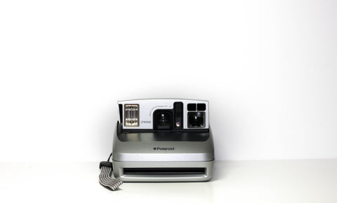 Silver Polaroid One600