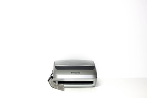 Polaroid One600 - Silver Polaroid Camera - Refurbished