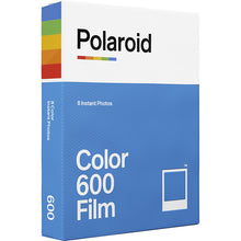Load image into Gallery viewer, Polaroid Color Film Pack for Polaroid 600 Series Cameras