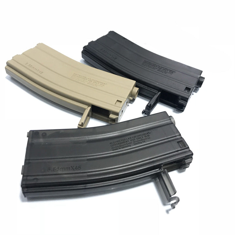 JM M4 Gel Ball Magazines Multiple Blasters Compatible