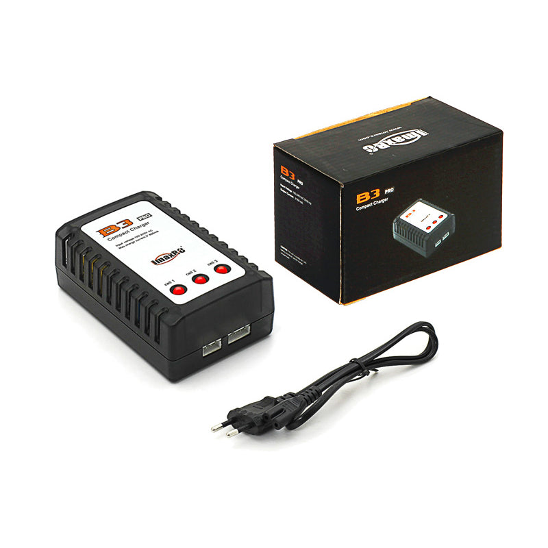 iMax B3 7.4V & 11.1V LiPo Rechargeable Battery Charger