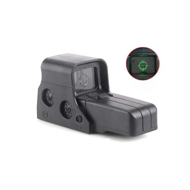 Green Holographic Crosshair Scope 22mm Rail Attachable