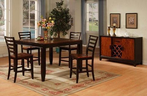 Shop Holland House Aspen Counter Height Table at Mealey's Furniture