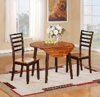 Shop Holland House Aspen Round Drop Leaf Table at Mealey's Furniture